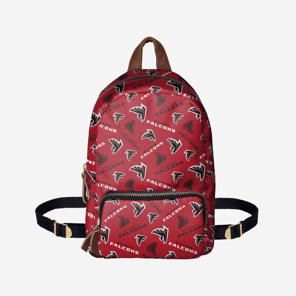 Atlanta Falcons Printed Collection Mini Backpack FOCO - FOCO.com