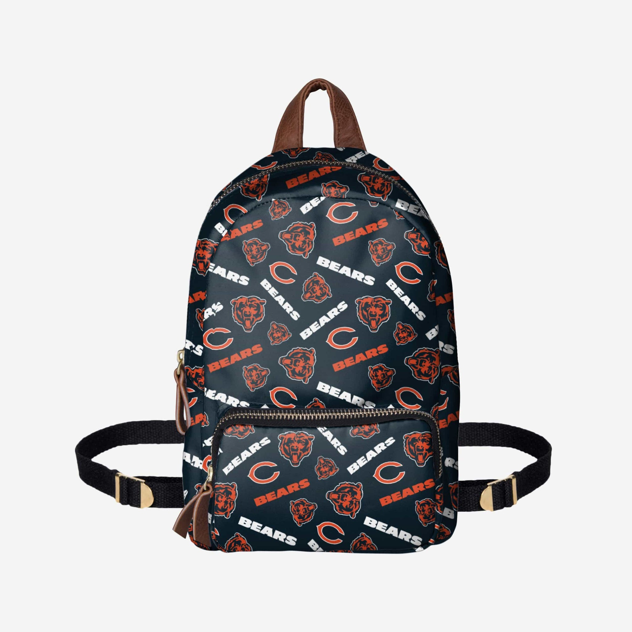 Chicago Bears Printed Collection Mini Backpack FOCO - FOCO.com