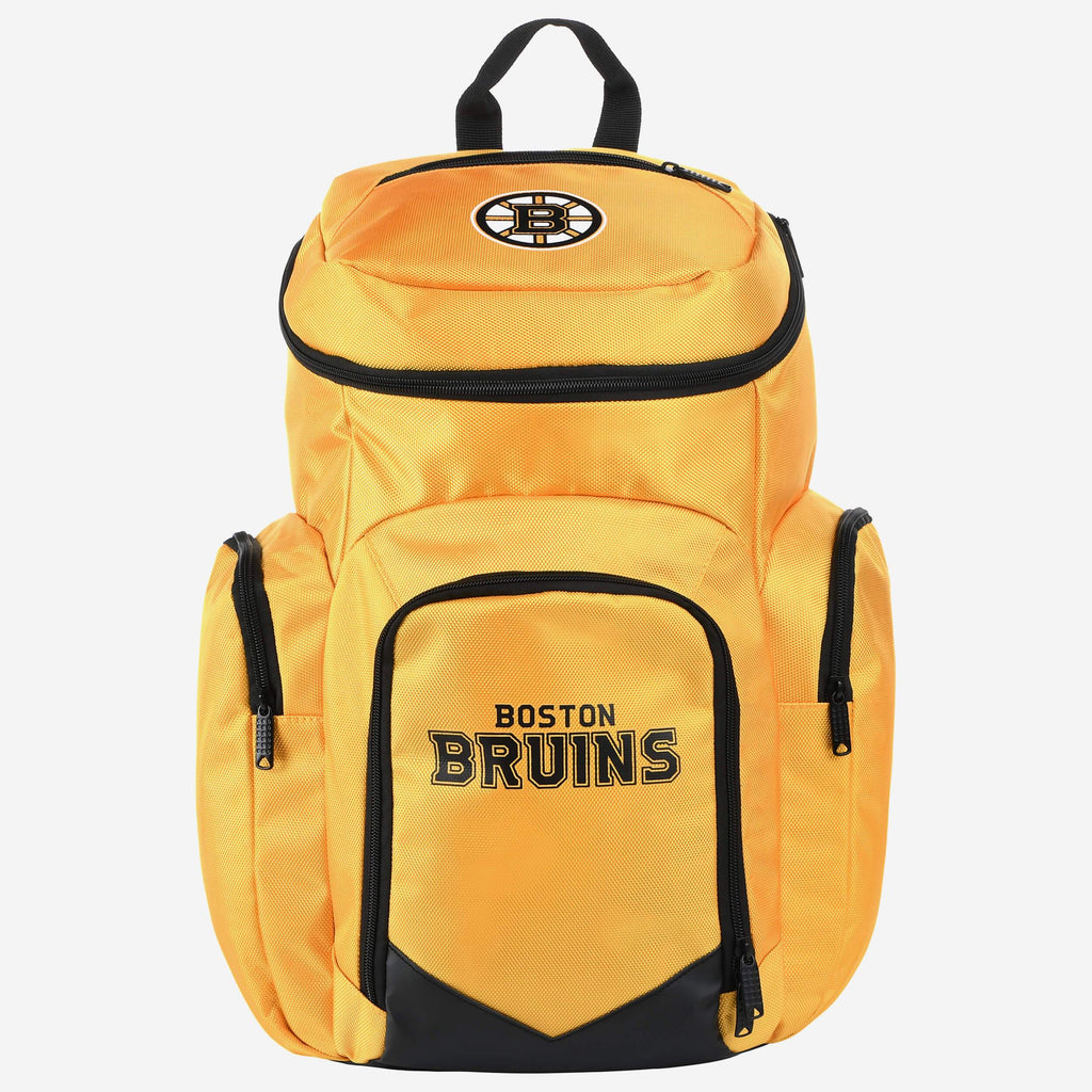 Boston Bruins Traveler Backpack