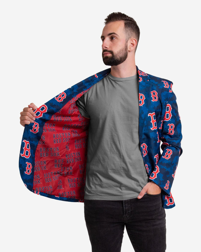 Boston Red Sox Digital Camo Suit Jacket FOCO - FOCO.com