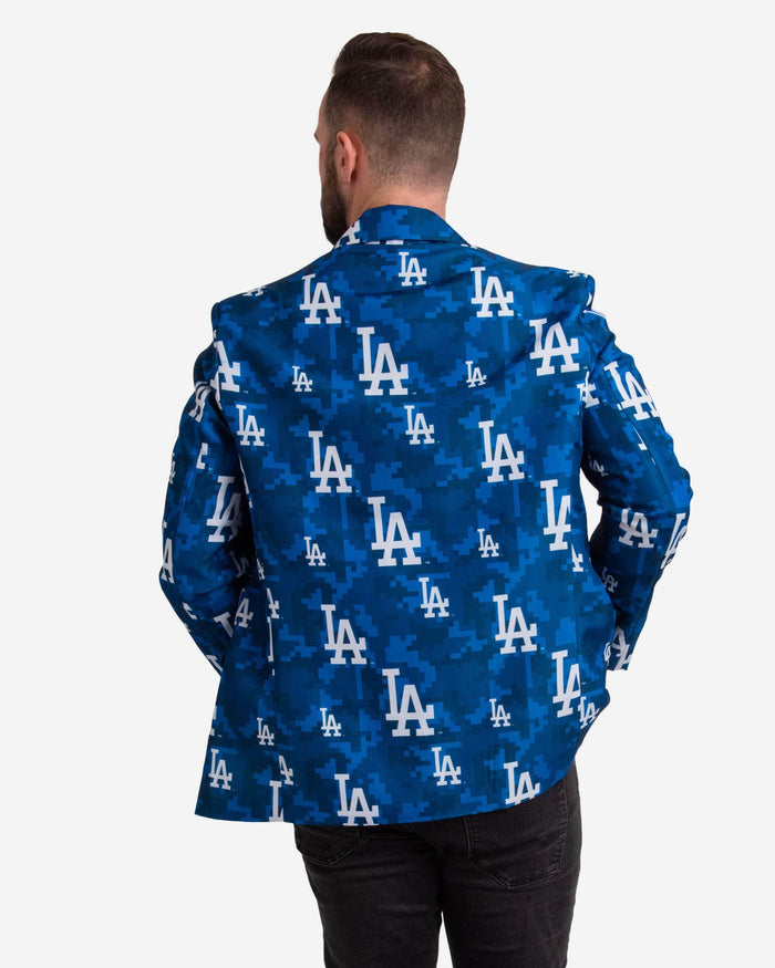 Los Angeles Dodgers Digital Camo Suit Jacket FOCO - FOCO.com