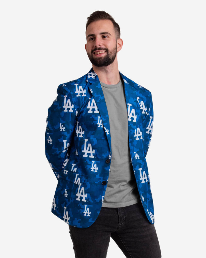 Los Angeles Dodgers Digital Camo Suit Jacket FOCO 42 - FOCO.com
