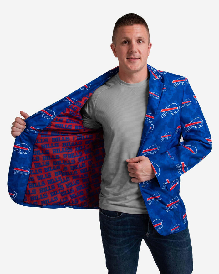 Buffalo Bills Digital Camo Suit Jacket FOCO - FOCO.com