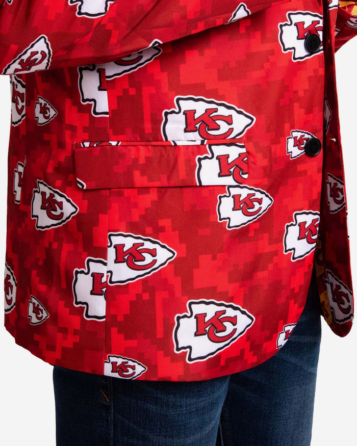 Kansas City Chiefs Digital Camo Suit Jacket FOCO - FOCO.com