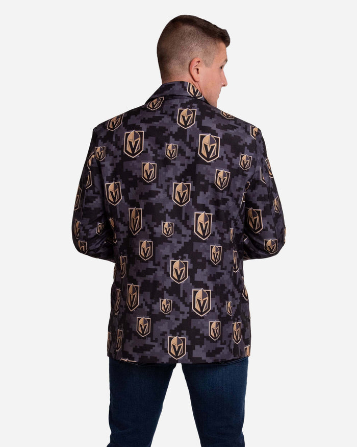 Vegas Golden Knights Digital Camo Suit Jacket FOCO - FOCO.com
