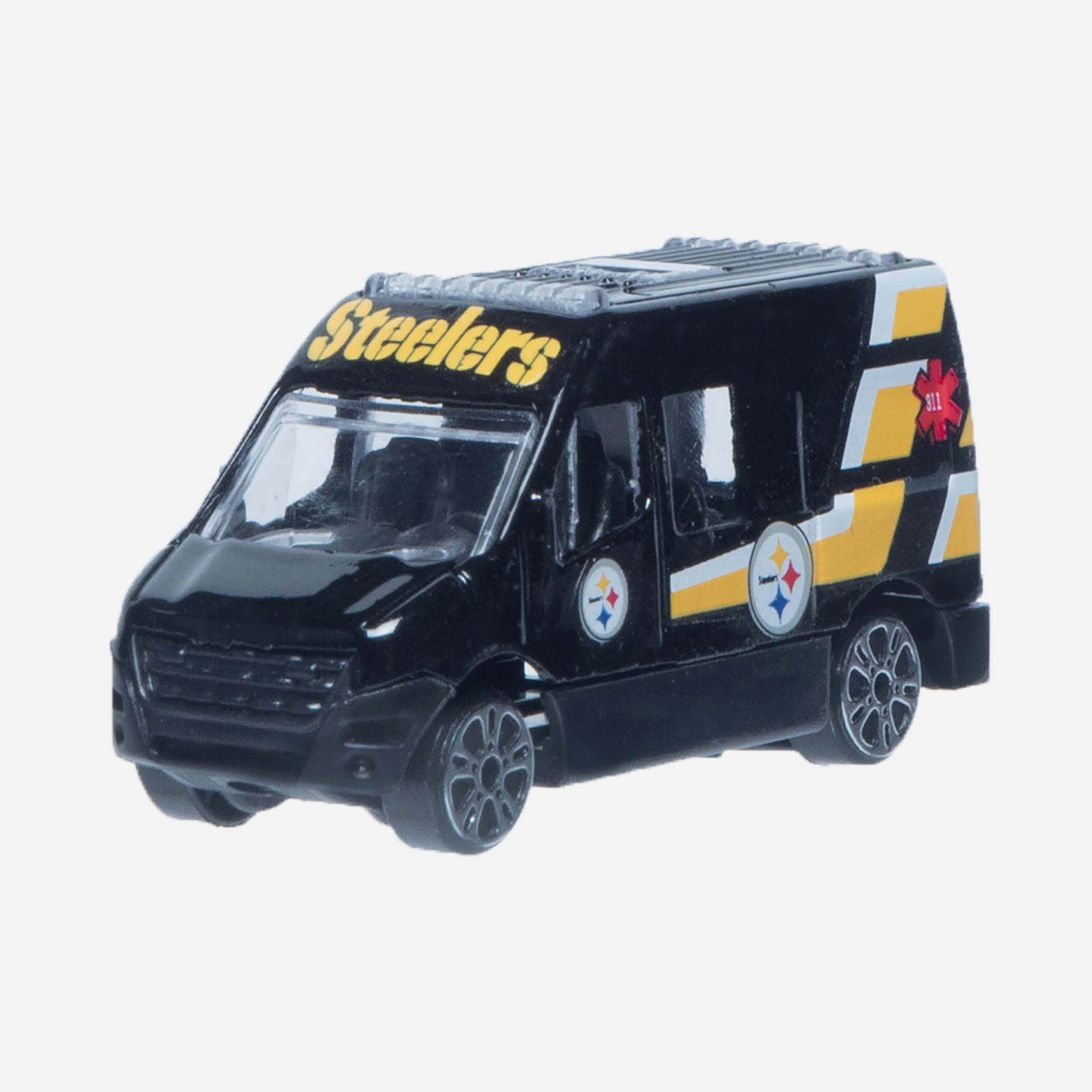 Pittsburgh Steelers Die Cast Cars 4 Pack FOCO - FOCO.com 70e8423fe