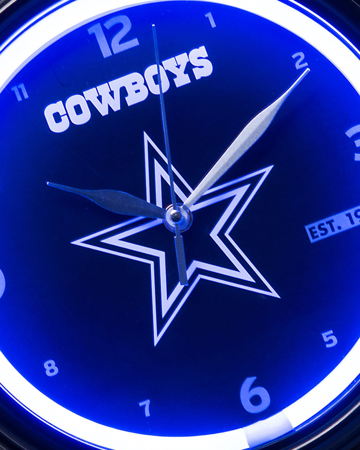 Dallas Cowboys LED Gametime Clock FOCO - FOCO.com
