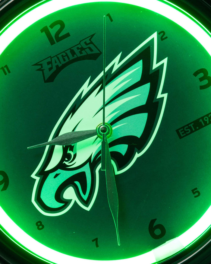 Philadelphia Eagles LED Gametime Clock FOCO - FOCO.com