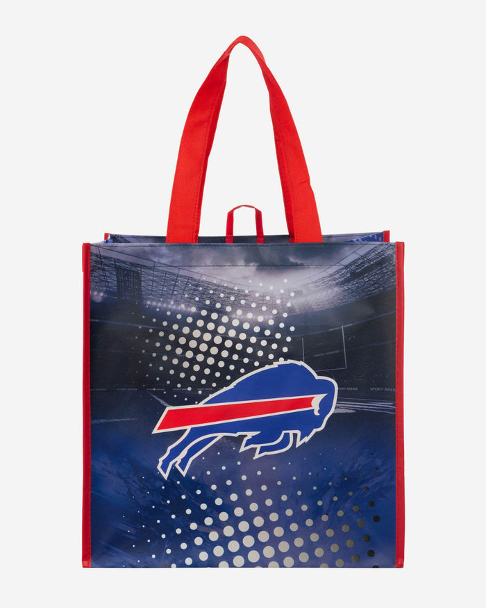 Buffalo Bills 4 Pack Reusable Shopping Bags FOCO - FOCO.com