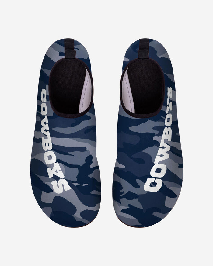 Dallas Cowboys Mens Camo Water Shoe FOCO - FOCO.com