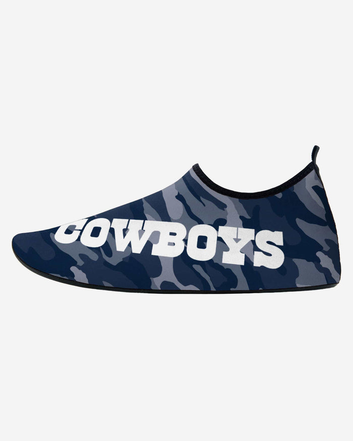 Dallas Cowboys Mens Camo Water Shoe FOCO S - FOCO.com