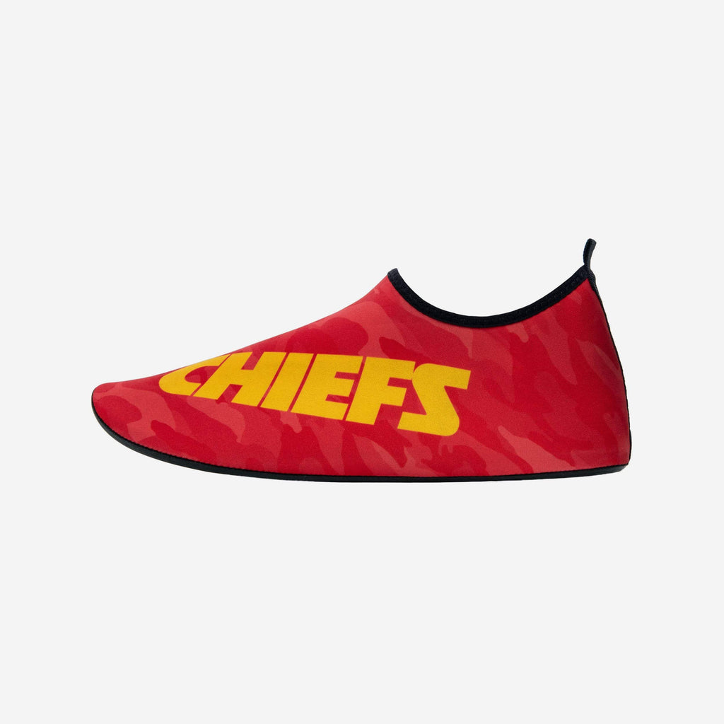 Kansas City Chiefs Mens Camo Water Shoe FOCO S - FOCO.com