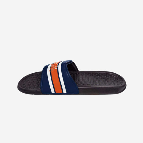Houston Astros Stripe Legacy Sport Slide