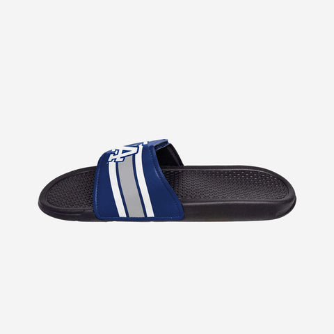 Los Angeles Dodgers Stripe Legacy Sport Slide