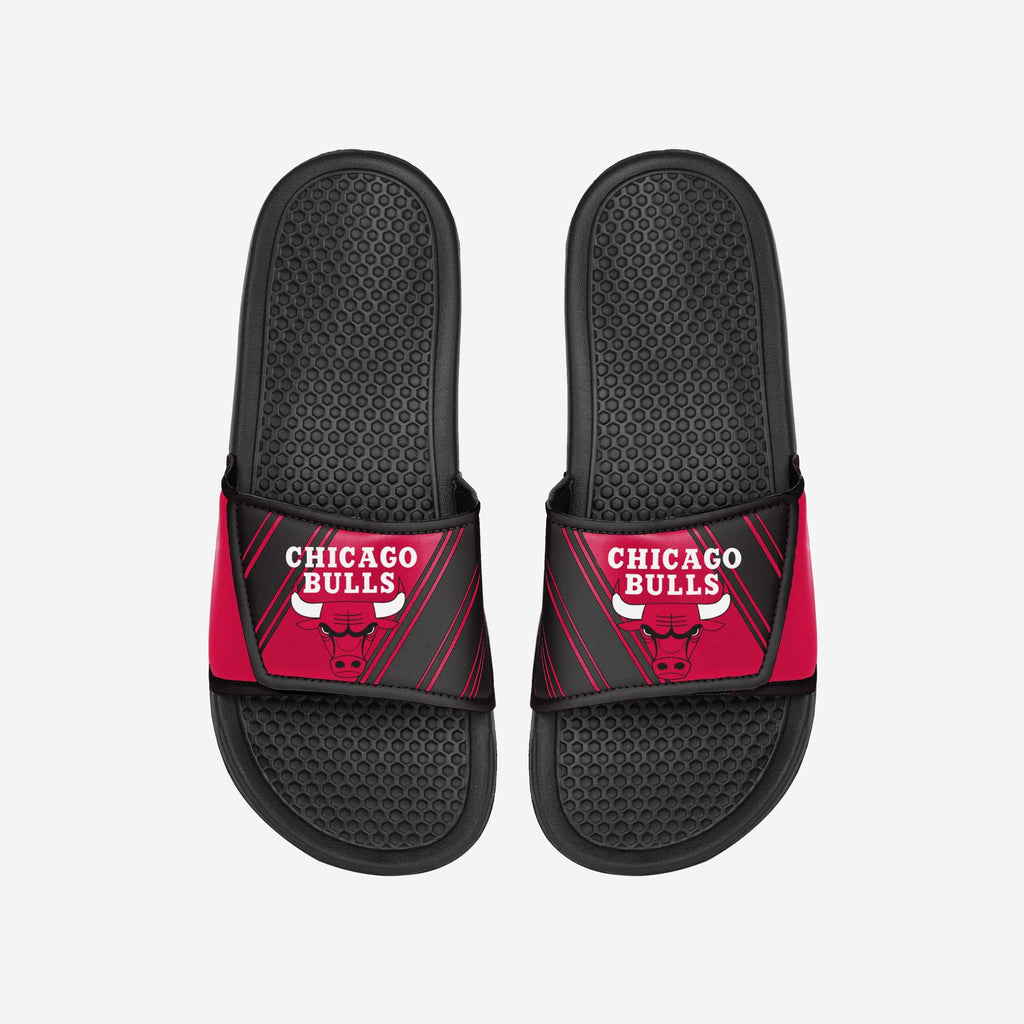 Chicago Bulls Legacy Sport Slide