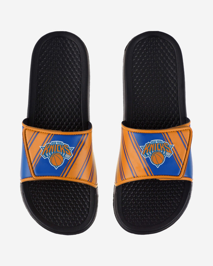 New York Knicks Legacy Sport Slide FOCO M - FOCO.com