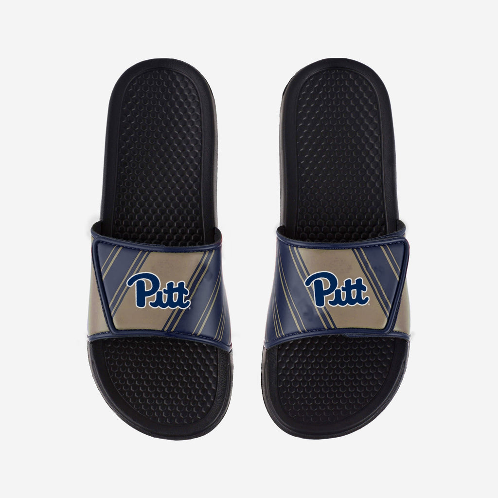 Pittsburgh Panthers Legacy Sport Slide FOCO L - FOCO.com