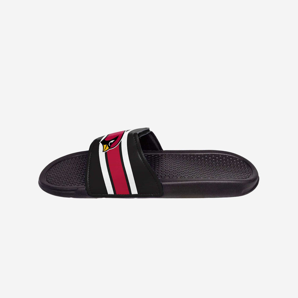 Arizona Cardinals Stripe Legacy Velcro Sport Slide