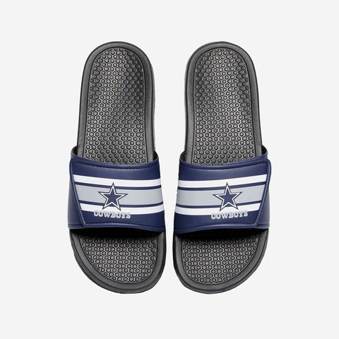 Dallas Cowboys Stripe Legacy Sport Slide