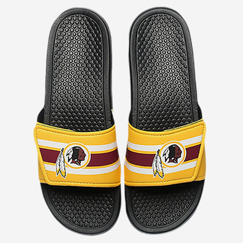 Washington Redskins Stripe Legacy Sport Slide