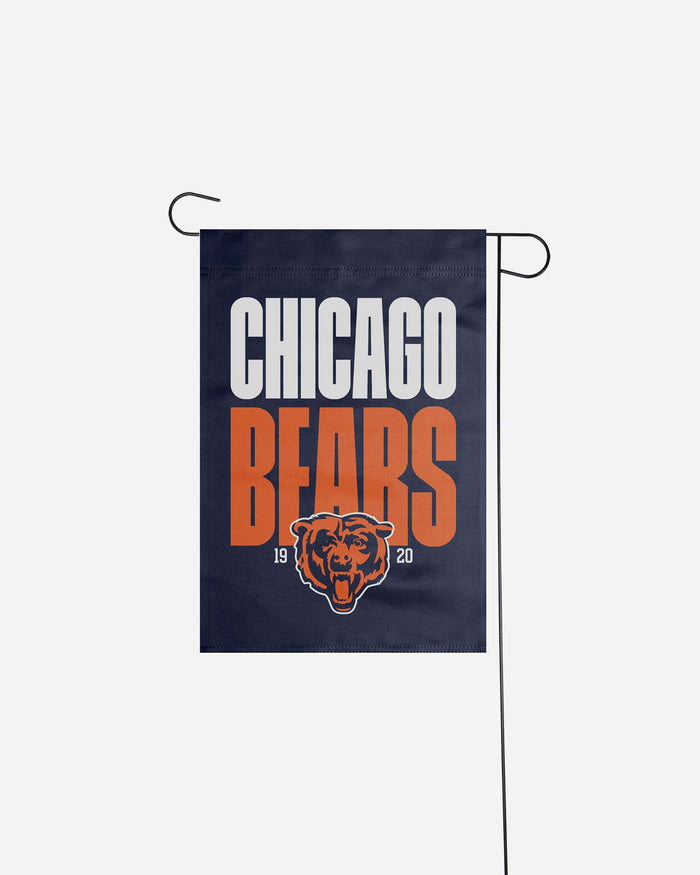 Chicago Bears Garden Flag FOCO - FOCO.com