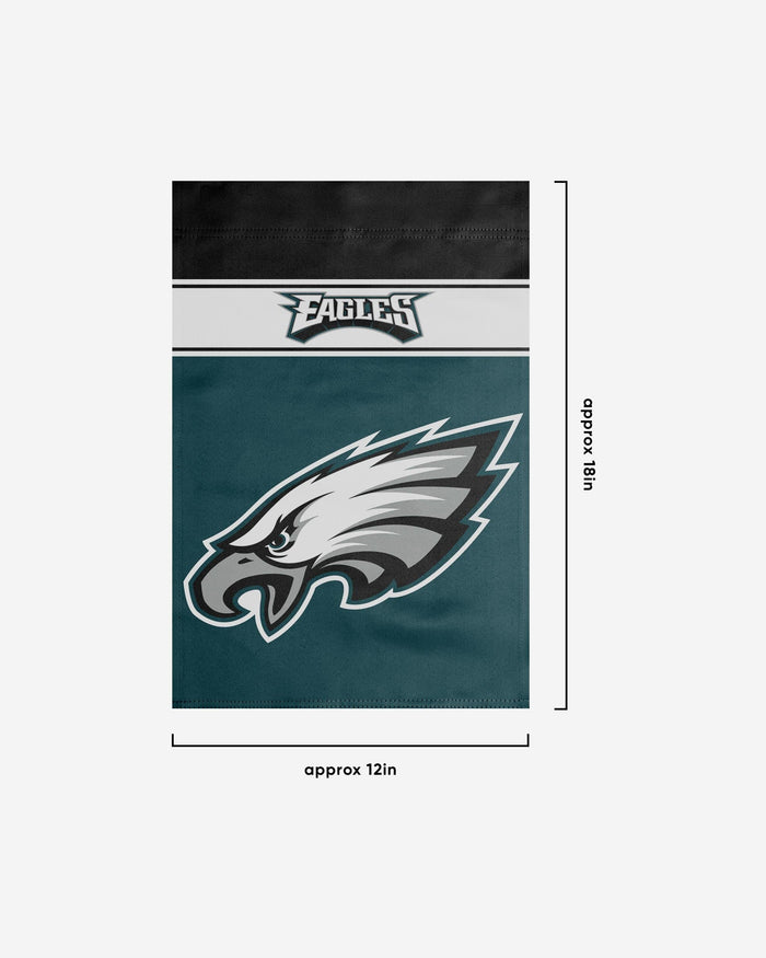 Philadelphia Eagles Garden Flag FOCO - FOCO.com