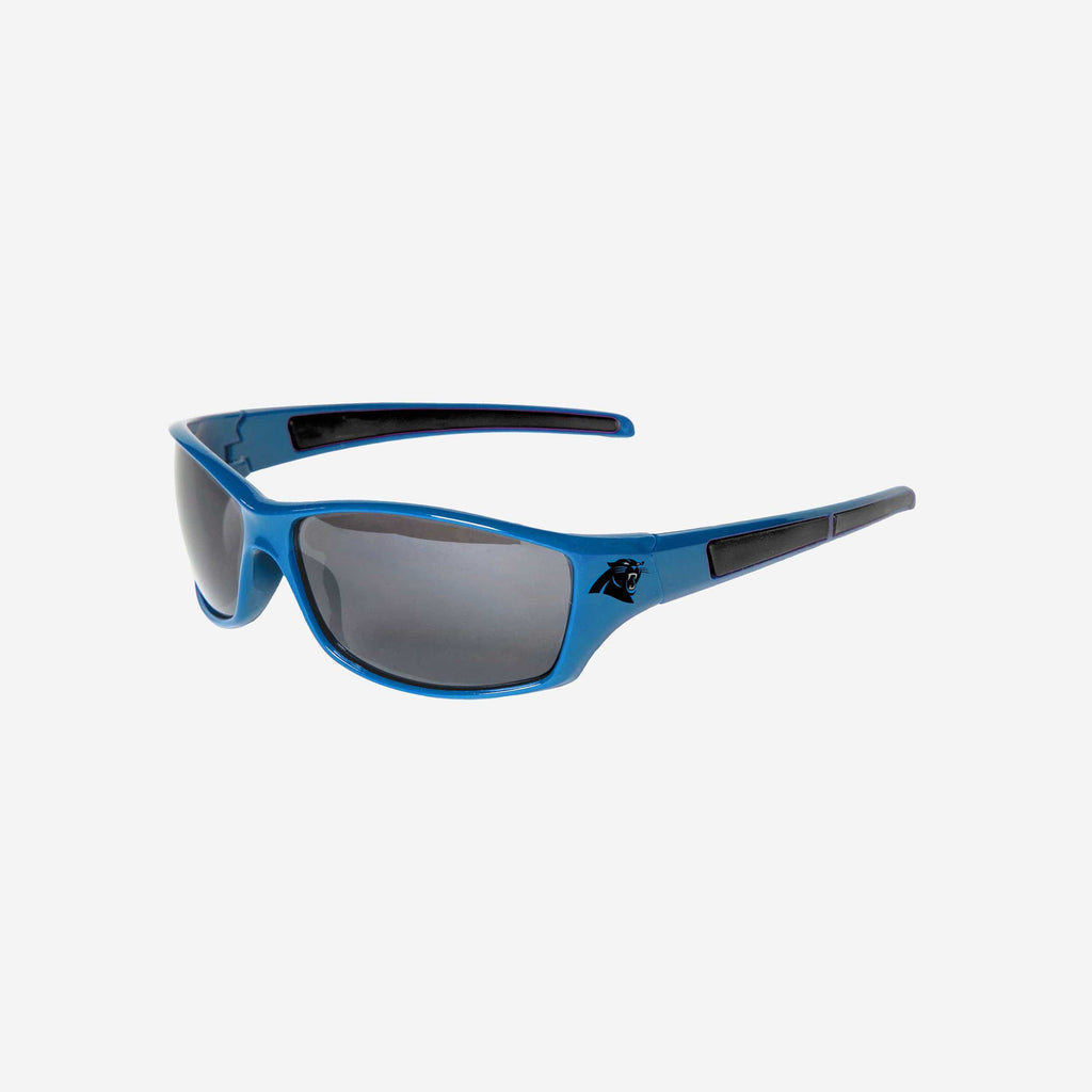 Carolina Panthers Athletic Wrap Sunglasses FOCO - FOCO.com