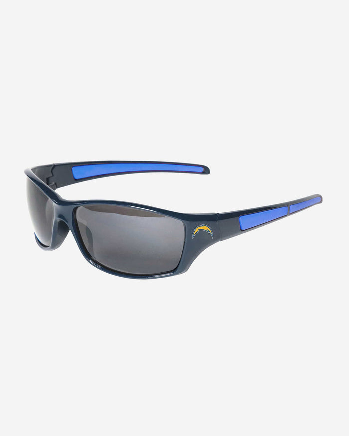 Los Angeles Chargers Athletic Wrap Sunglasses FOCO - FOCO.com