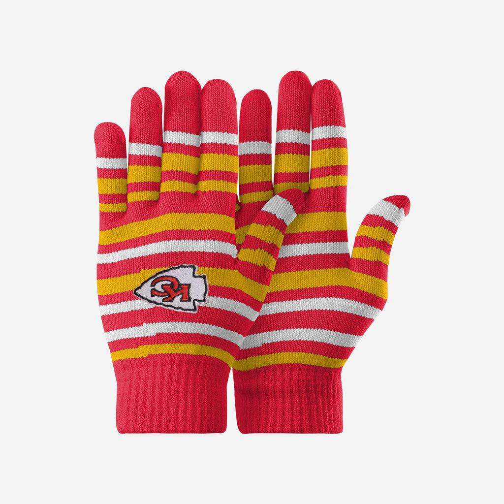 Kansas City Chiefs Stretch Glove FOCO - FOCO.com
