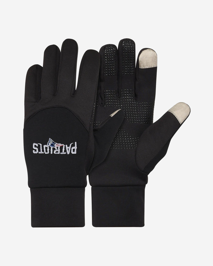 New England Patriots Wordmark Texting Glove FOCO - FOCO.com