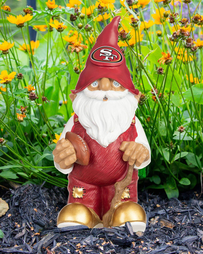 San Francisco 49ers Team Gnome FOCO - FOCO.com