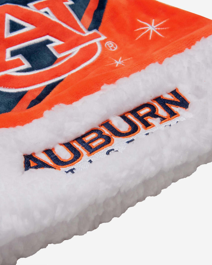 Auburn Tigers High End Santa Hat FOCO - FOCO.com