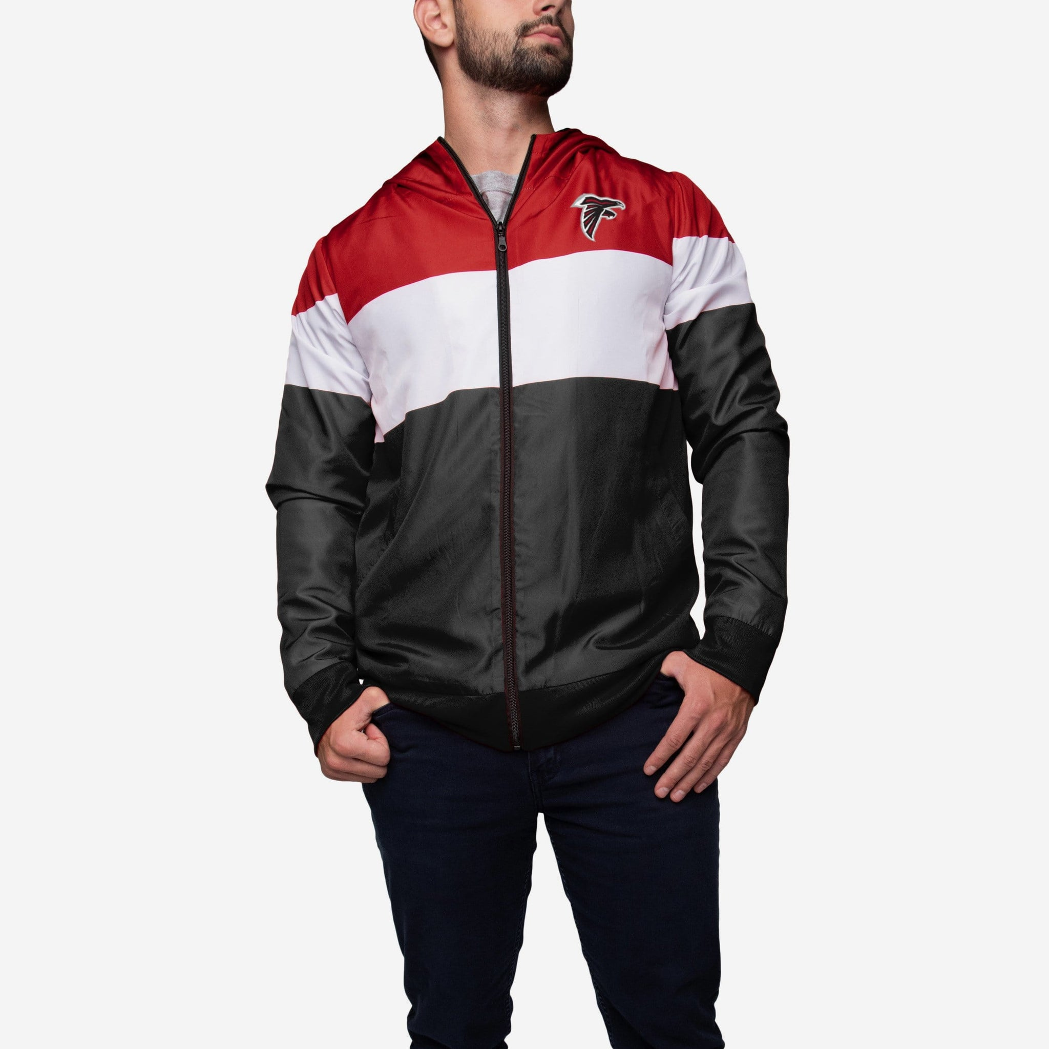 Atlanta Falcons Hooded Gameday Jacket