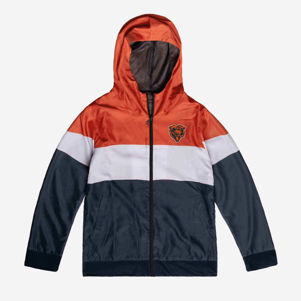 Chicago Bears Hooded Gameday Jacket