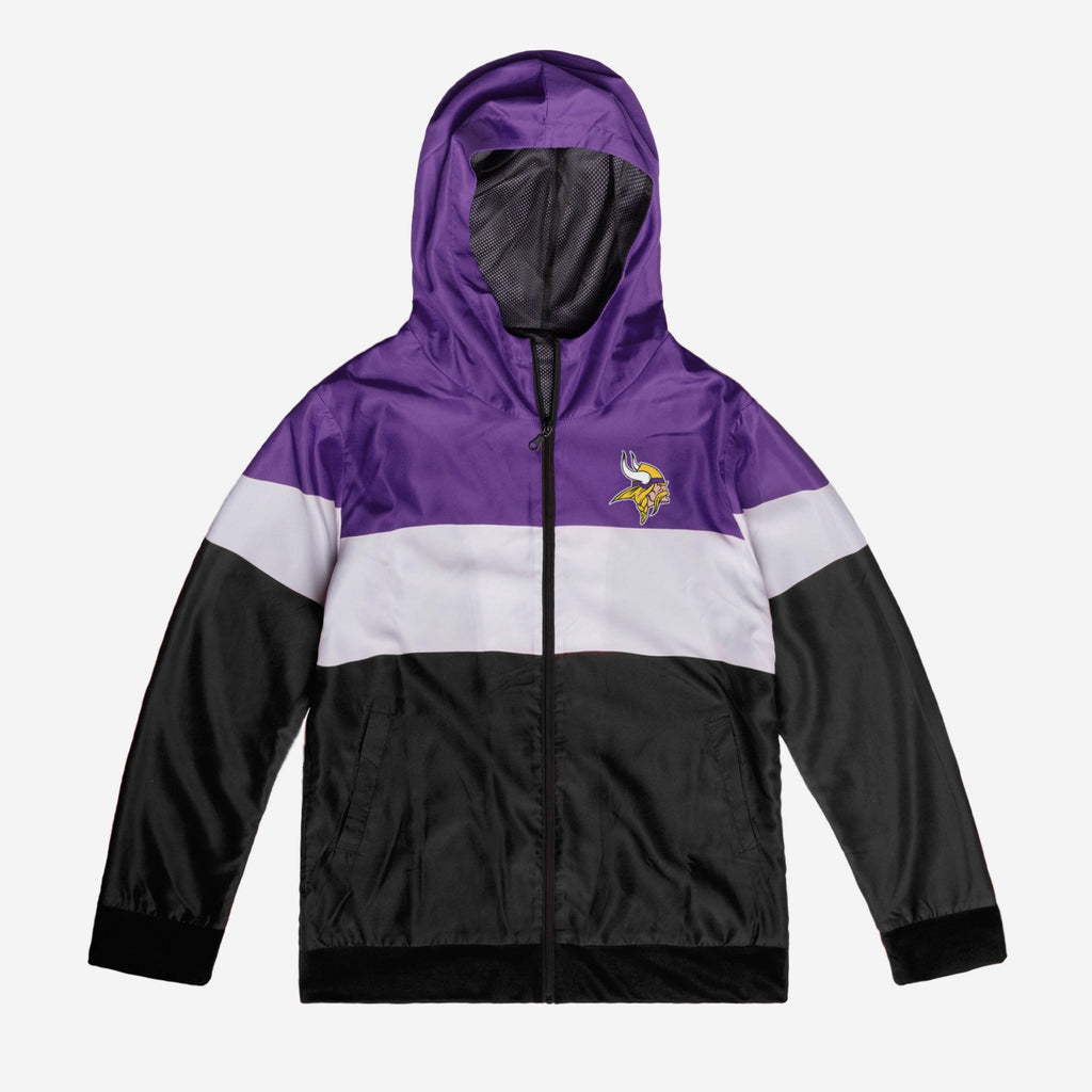 Minnesota Vikings Hooded Gameday Jacket
