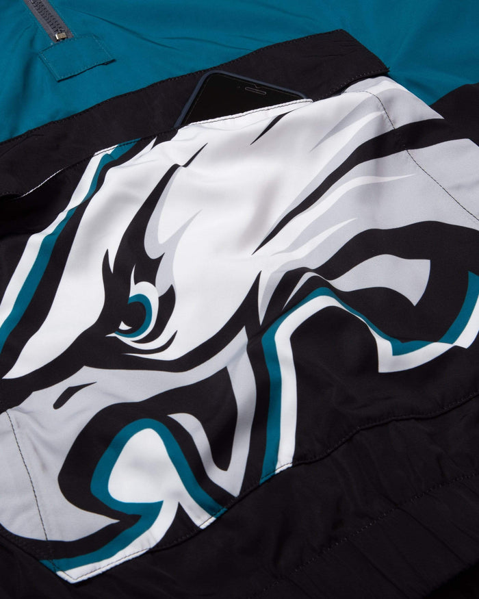 Philadelphia Eagles Warm-Up Windbreaker FOCO - FOCO.com