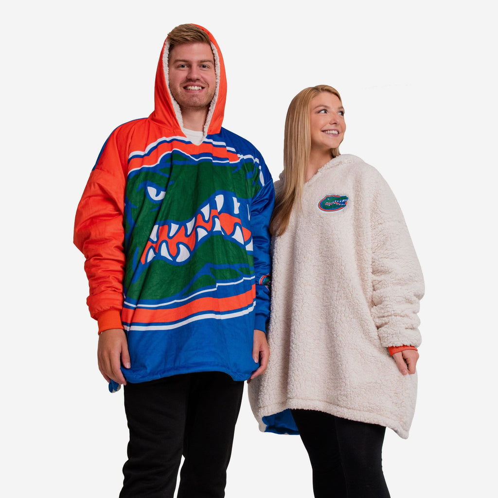 Florida Gators Reversible Colorblock Hoodeez FOCO - FOCO.com