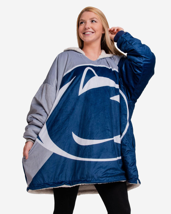 Penn State Nittany Lions Reversible Colorblock Hoodeez FOCO - FOCO.com