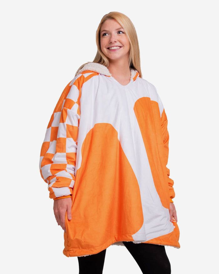 Tennessee Volunteers Reversible Colorblock Hoodeez FOCO - FOCO.com