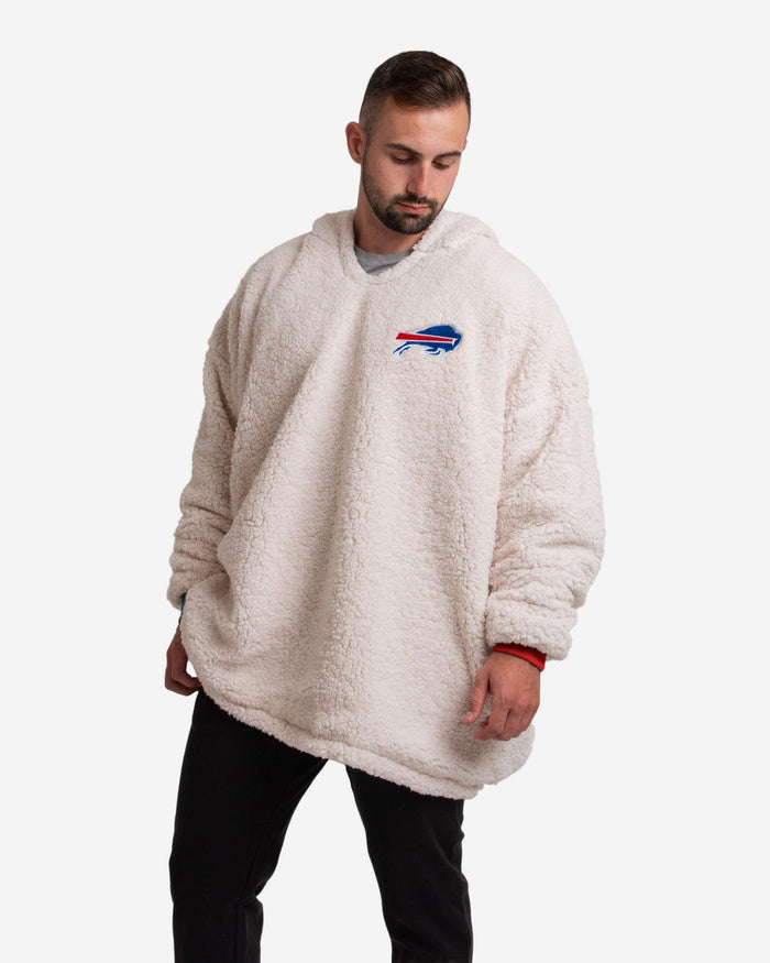 Buffalo Bills Reversible Colorblock Hoodeez FOCO - FOCO.com