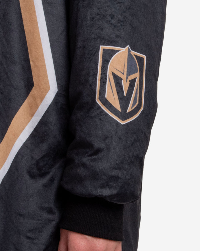 Vegas Golden Knights Reversible Colorblock Hoodeez FOCO - FOCO.com