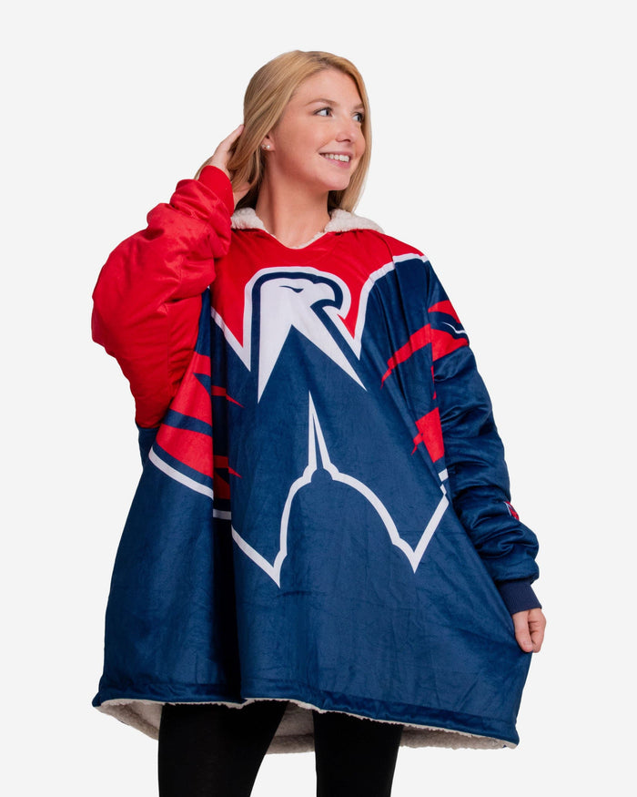 Washington Capitals Reversible Colorblock Hoodeez FOCO - FOCO.com