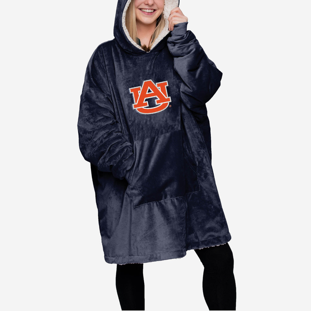 Auburn Tigers Reversible Big Logo Hoodeez