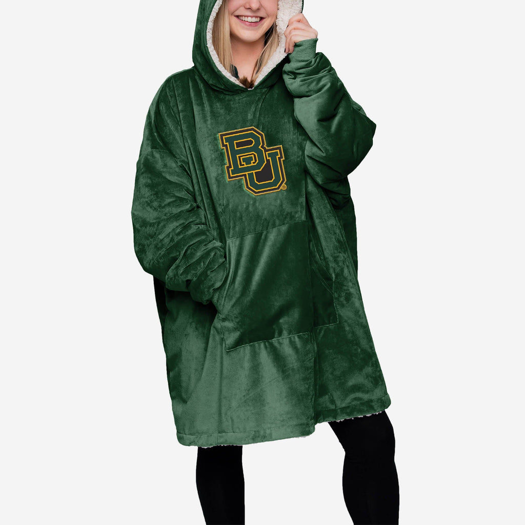 Baylor Bears Reversible Big Logo Hoodeez