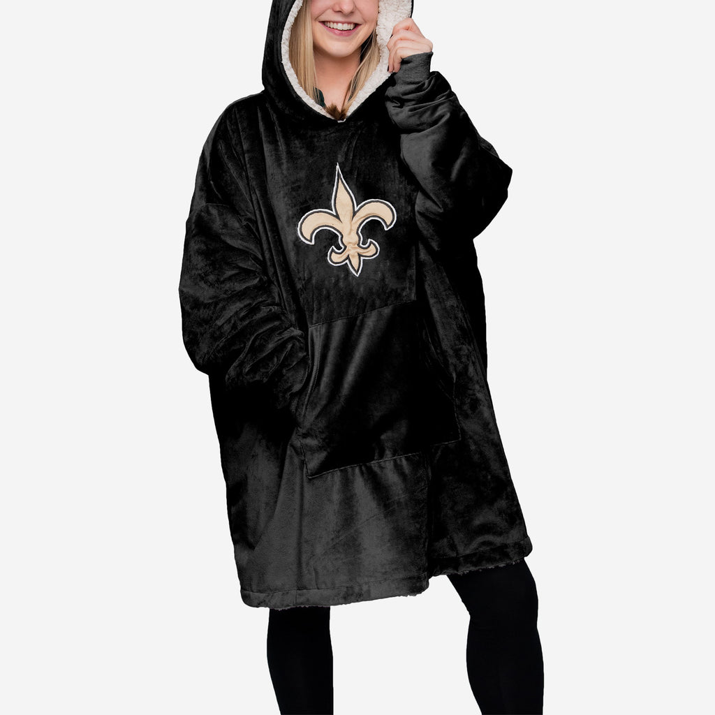 New Orleans Saints Reversible Big Logo Hoodeez