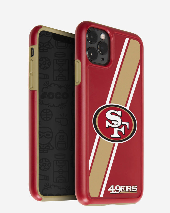 California Accessories San Francisco 49ers 2 Pack Contact Lens Case