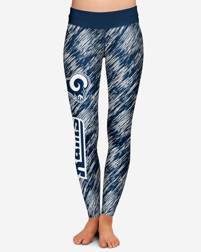 Los Angeles Rams Womens Static Rain Legging FOCO - FOCO.com