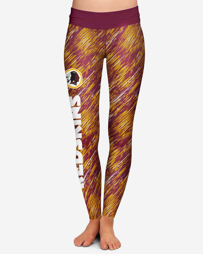 Washington Redskins Womens Static Rain Legging FOCO - FOCO.com
