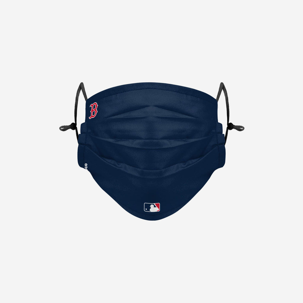 Boston Red Sox On-Field Gameday Adjustable Face Cover FOCO - FOCO.com