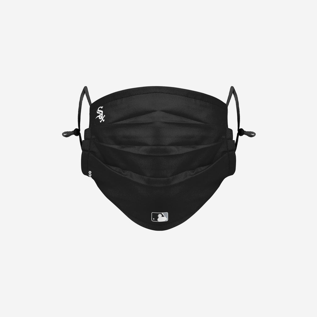 Chicago White Sox On-Field Gameday Adjustable Face Cover FOCO - FOCO.com